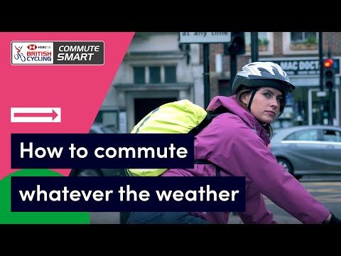 How to commute by bike whatever the weather | Commute Smart