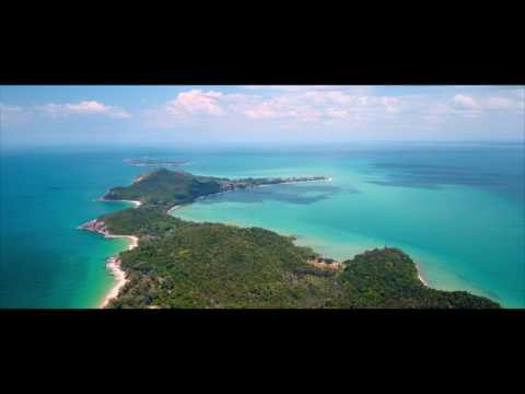 Pulau Sibu (Sibu Island) - Rimba Resort 2017- DJI Mavic Pro Drone Video