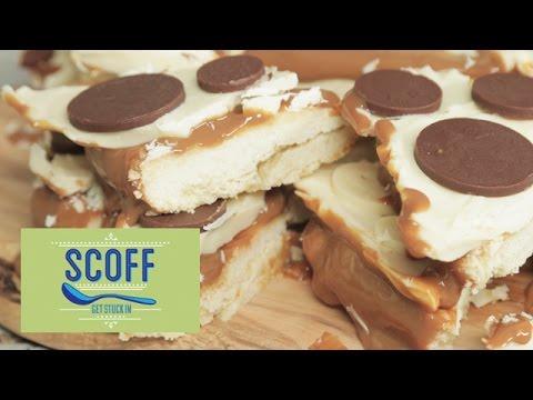 White Chocolate Shortbread | Keep Calm And Bake