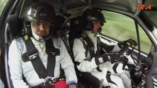 Test Pre-Gara _ Kubica Renault Clio S 1600 51° Rally Città di Lucca