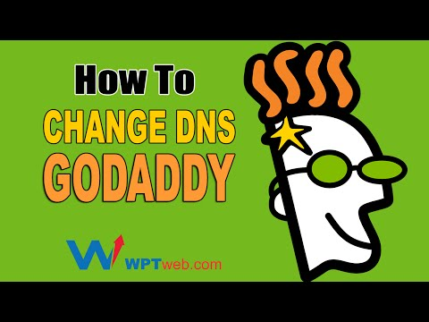 How To Change DNS On Godaddy - Godaddy DNS Manager & Settings