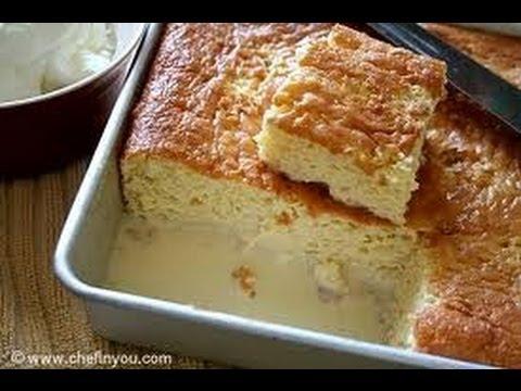 PUDDING CAKE - How To QUICKRECIPES