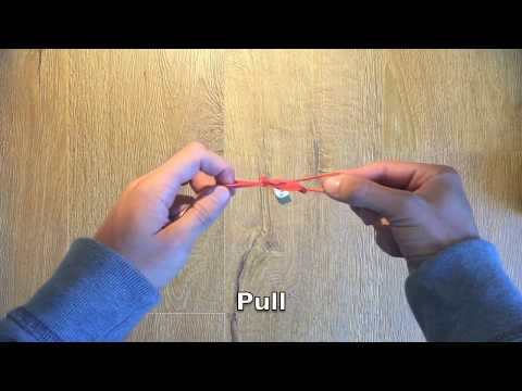 HOW TO Shoot a Paper Bullet with Rubber Band