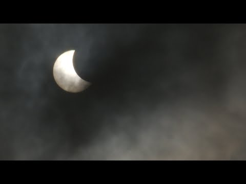 SOLAR ECLIPSE 2015 - St.Ives, Cornwall