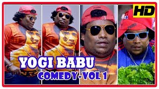Download Yogi Babu Comedy | Vol 1 | G V Prakash Kumar | Azhar | Anandhi | Thambi Ramaiah | Kovai Sarala Video