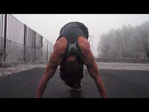 Winter Calisthenics Street Workout Motivation! NO EXCUSES!