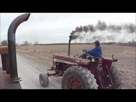 Leon IA Tractor Ride spring 2011