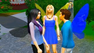 Xander + Friends ! Fairy SIMS 4 Game Let's Play  Video Part 57