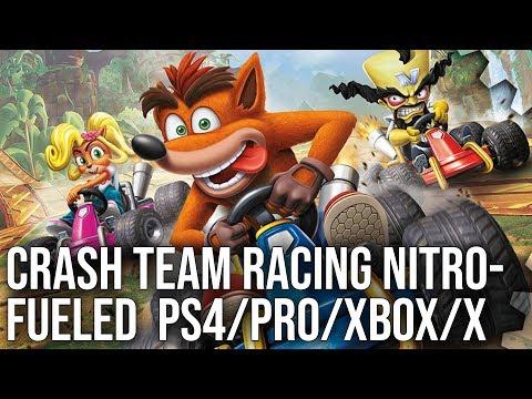 Xxx Mp4 4K Crash Team Racing Nitro Fueled PS4 Pro Vs Xbox One X Tested PS1 Graphics Comparison 3gp Sex