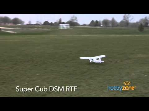 Super Cub DSM RTF by HobbyZone