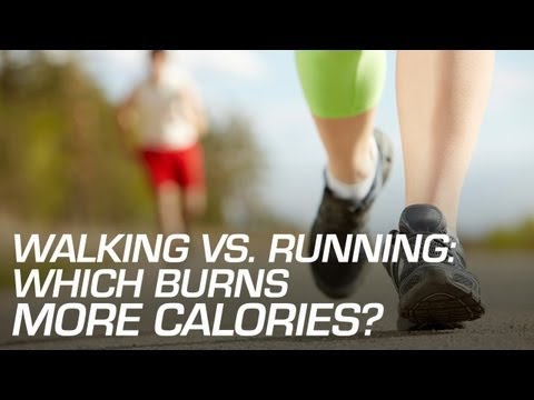 Walking vs. Running: Which Burns More Calories?