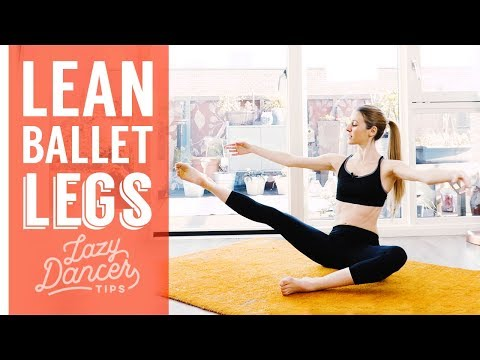 Get Toned and Lean Ballet Legs with this Floor Workout