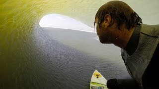GoPro Surf: Inside the Legendary Barrels of Namibia