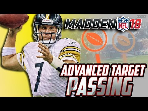 Madden 18 Advanced Target Passing Tips & Tutorial