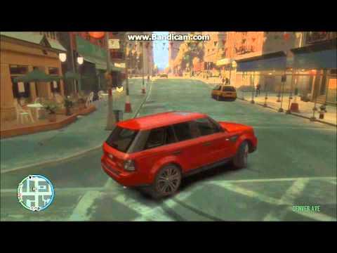 GTA IV | Range Rover GTR | Test Drive