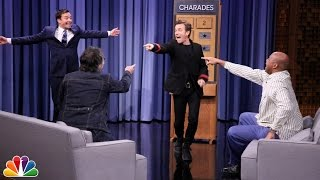 Charades with Ewan McGregor, Charles Barkley and Jeff Tweedy