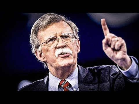 John Bolton is a Bigger Draft Dodger Than Donald Trump Ever Was