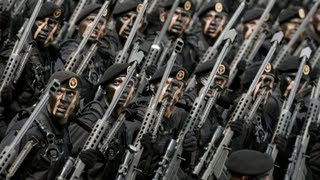 Scary Indian Military