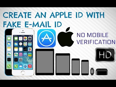 CREATE AN APPLE ID WITH FAKE EMAIL ID | NO MOBILE VERIFICATION | WITH SUBTITLES | GOKUL TUTORIALS