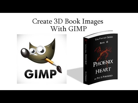 Tutorial: Create 3D Book Images With GIMP!