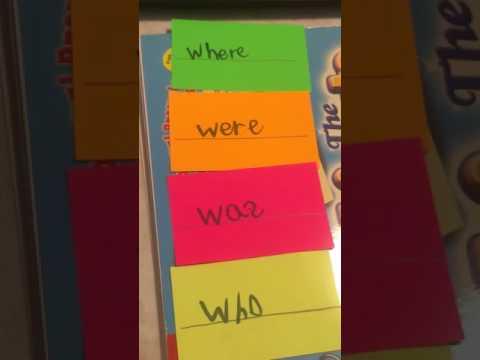 Dysgraphia teaching spelling Strategy