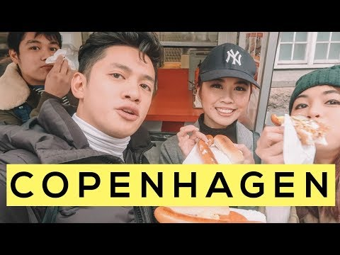 Eurotrip Vlog: Copenhagen, Denmark