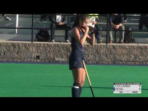 Penn vs. Columbia Field Hockey Stretch