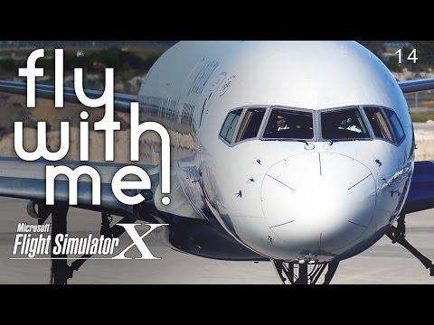 Microsoft Flight Simulator X - Delta 757 to KMCI