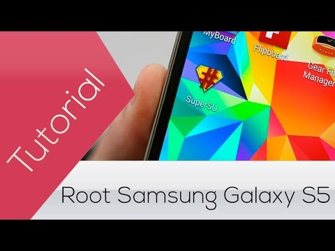 Root para Cualquier Galaxy S5 Lollipop 5.0