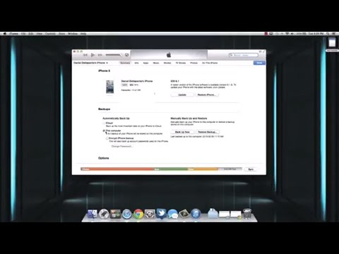 How to backup & Find Password for iCloud Stored in iPhone