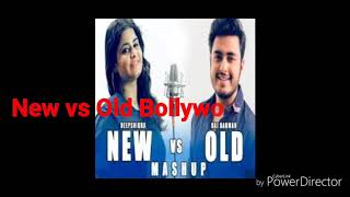 New vs Old Bollywood Mashup by Akash Ghorai and Moumita Sarkar