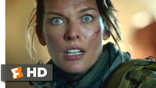 Monster Hunter (2021) - Diablos Attack Scene (1/10)   Movieclips