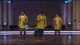 brijwasi brothers amazing performance   India got talent  