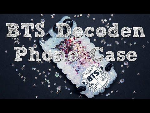 BTS Decoden Phone Case - NerDIY
