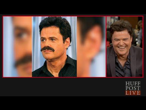Donny Osmond Facial Hair Quiz