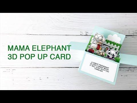 3D Pop Up Card