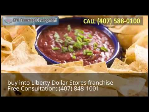 buy into Liberty Dollar Stores franchise