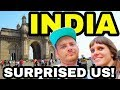 INDIA Mumbai FIRST IMPRESSIONS 2019 | Indian Travel Vlogs | India Trip | INDIAN STREET FOOD | IN