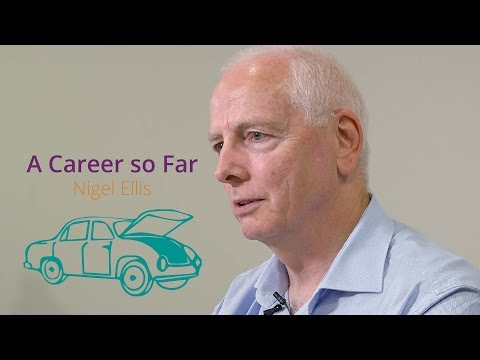A Career in Project & Programme Management - Under the Hood: Nigel Ellis