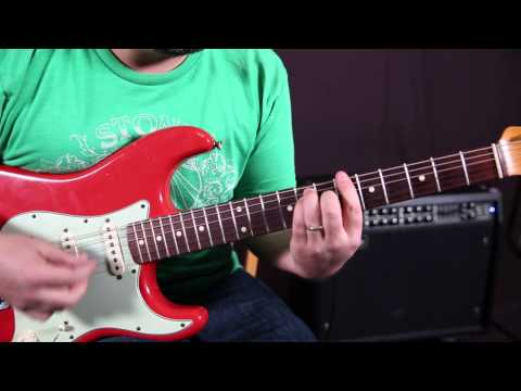 How to Play - The Wind Cries Mary - by Jimi Hendrix on guitar -  pt 1 Hendrix Guitar Lessons