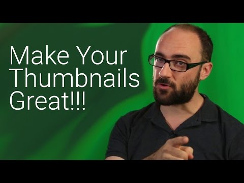 Great Thumbnails Matter (ft. Michael from Vsauce)