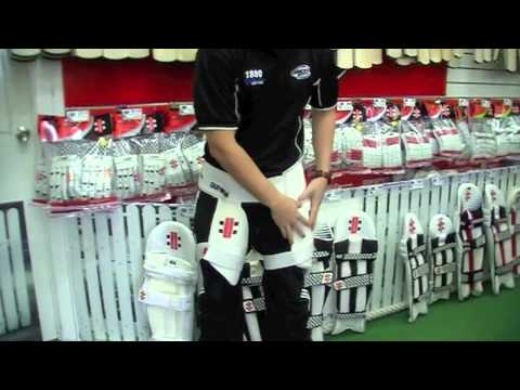 Gray-Nicolls Ultimate Cricket Thigh Pad 2013