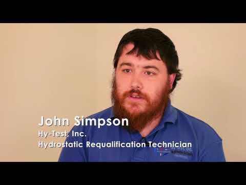 Mobile Forms GoCanvas Testimonial - John Simpson, Hy Test Inc - Workflow Automation