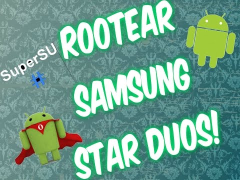 Rootear Samsung Star Duos S5282!