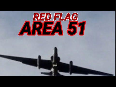 (AREA 51 SENSOR) RED FLAG DAY 1 - 2018