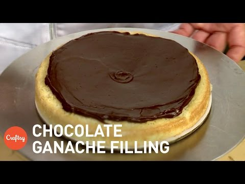 Chocolate ganache filling from scratch | Pastry tutorial with James Rosselle