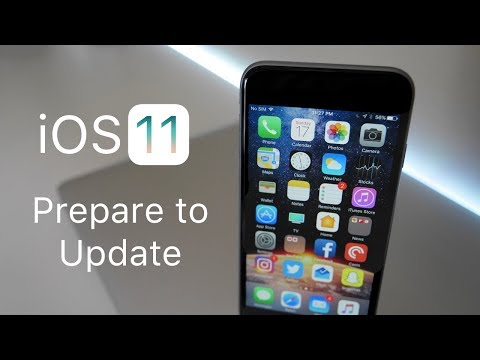 iOS 11 - Prepare to Update Guide
