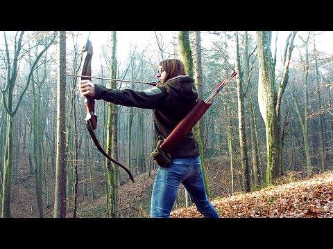 Survival Training: Archery Skills