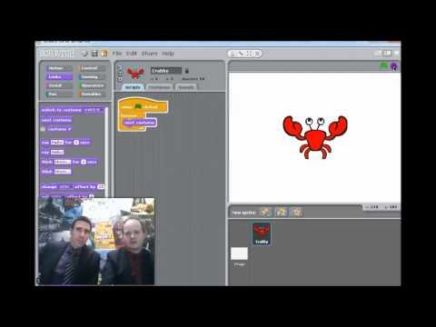 Scratch Maze Game (Step 1): Sprites & The Stage
