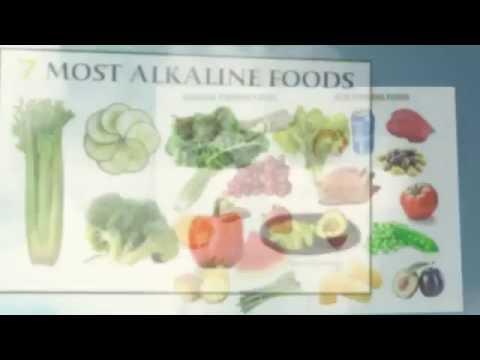 Alkaline Diet Cancer:ALKALINE FOODS THAT FIGHT CANCER, Youtube